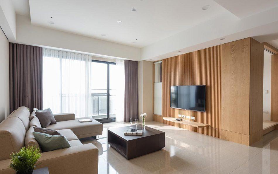 现代风格客厅效果图