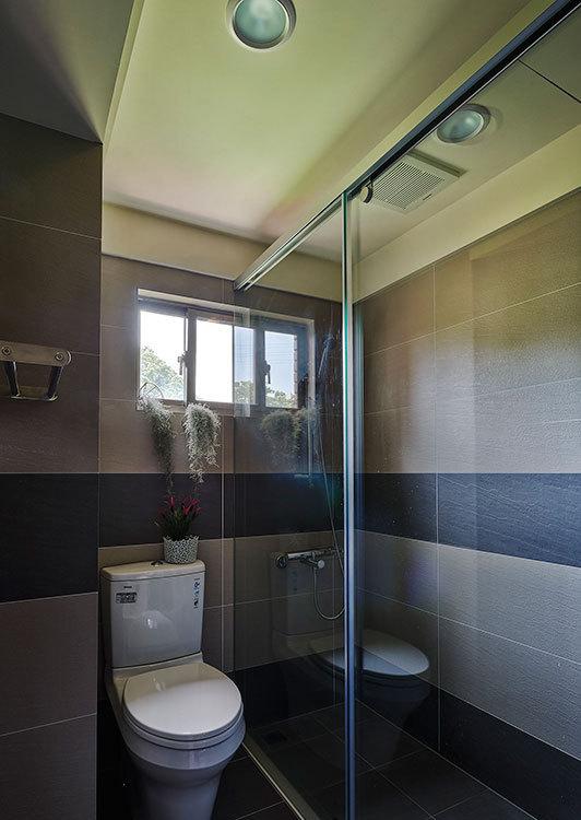 现代风格卫浴图片