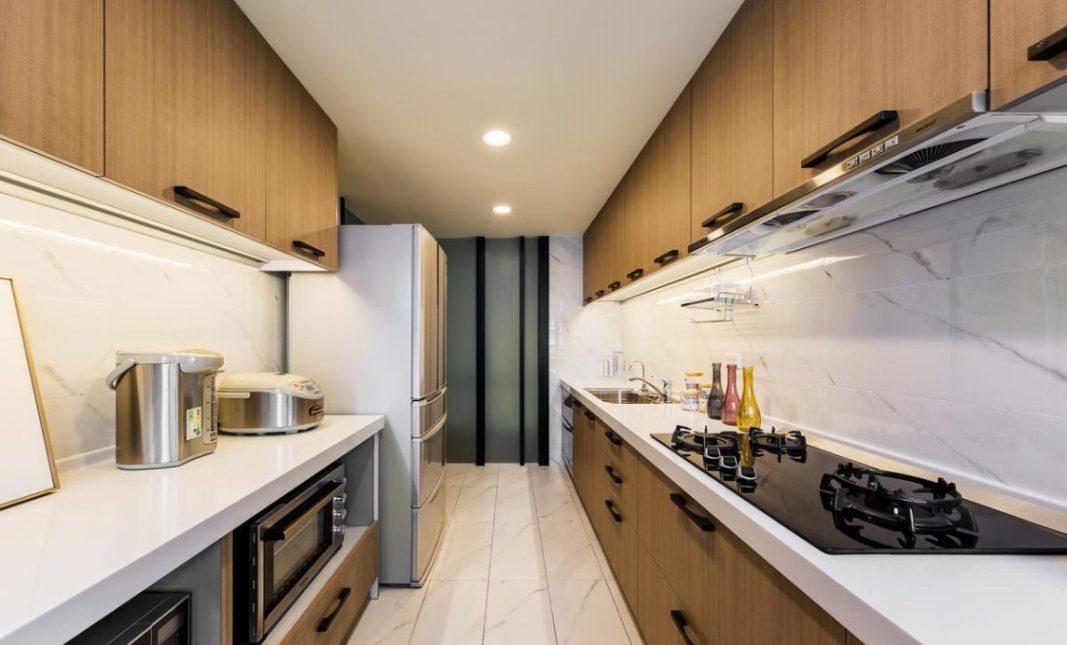 现代风格厨房欣赏图