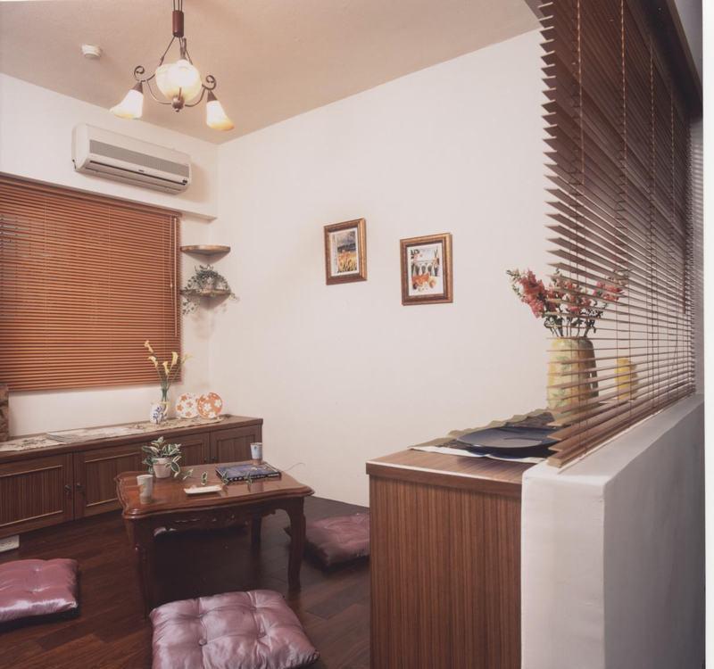 乡村风格和室装修效果图