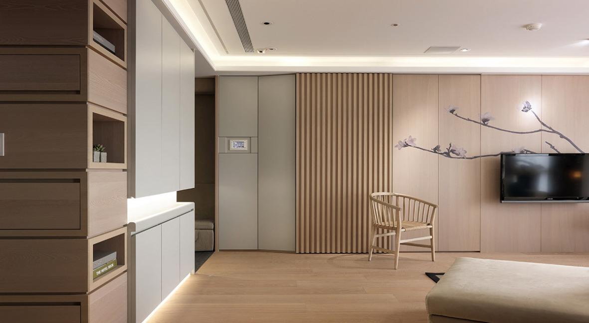 现代风格柜体设计设计图片