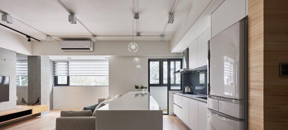 休闲多元厨房装修图片