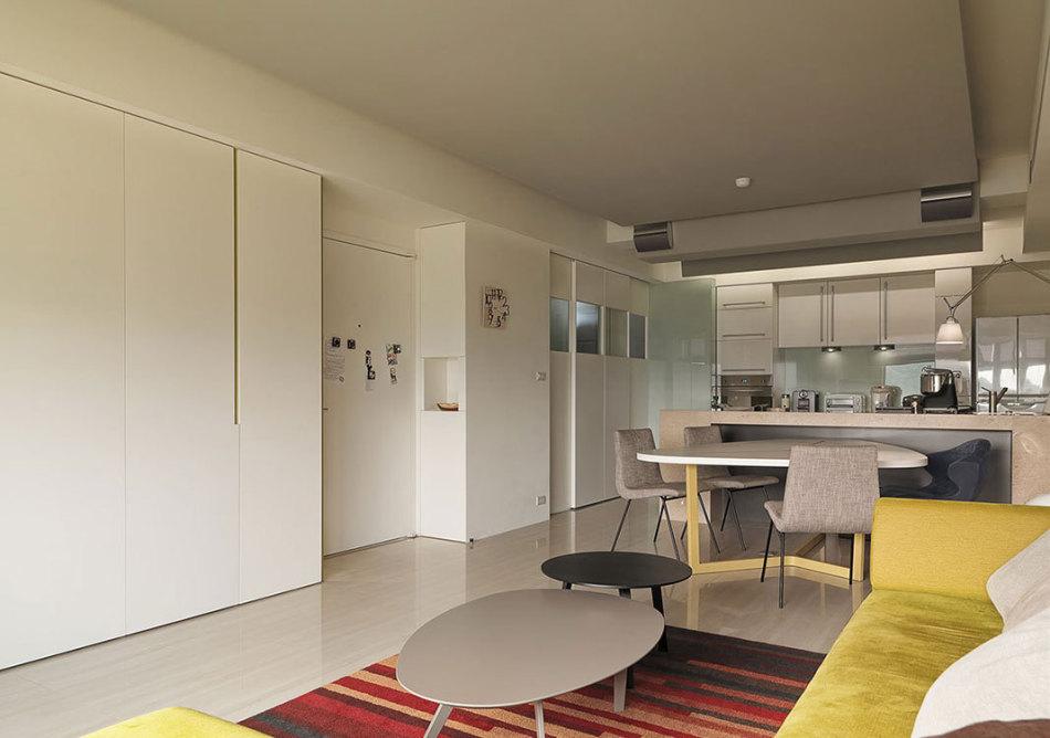 现代风格收纳空间装修案例