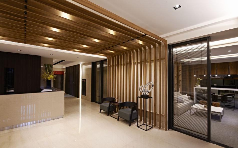 大理石柚木金木质温润里释放居家生活的温暖轻鬆