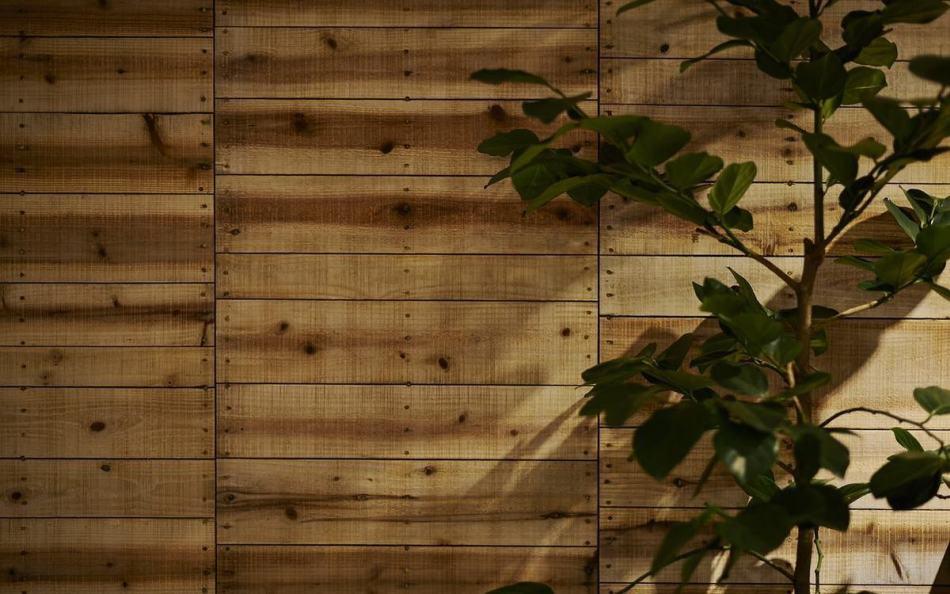混搭风模板墙欣赏图