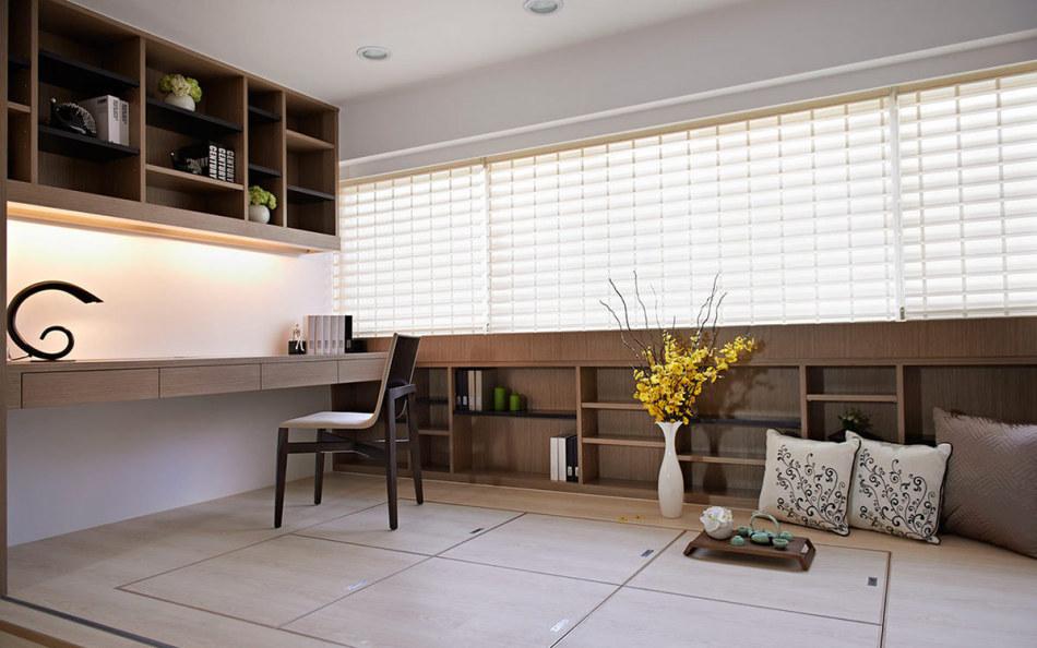 现代风格和室运用装修效果图