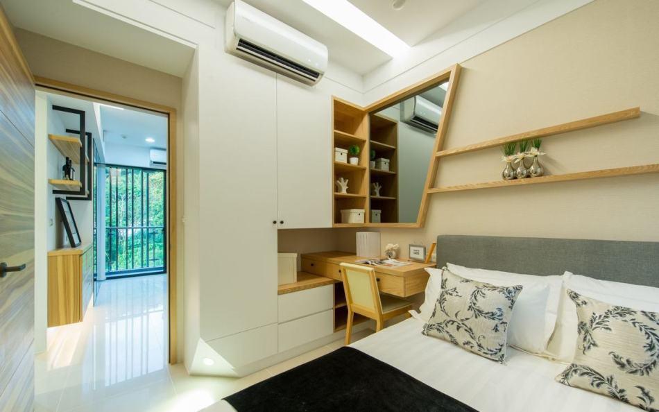 休闲多元次卧室2设计图片