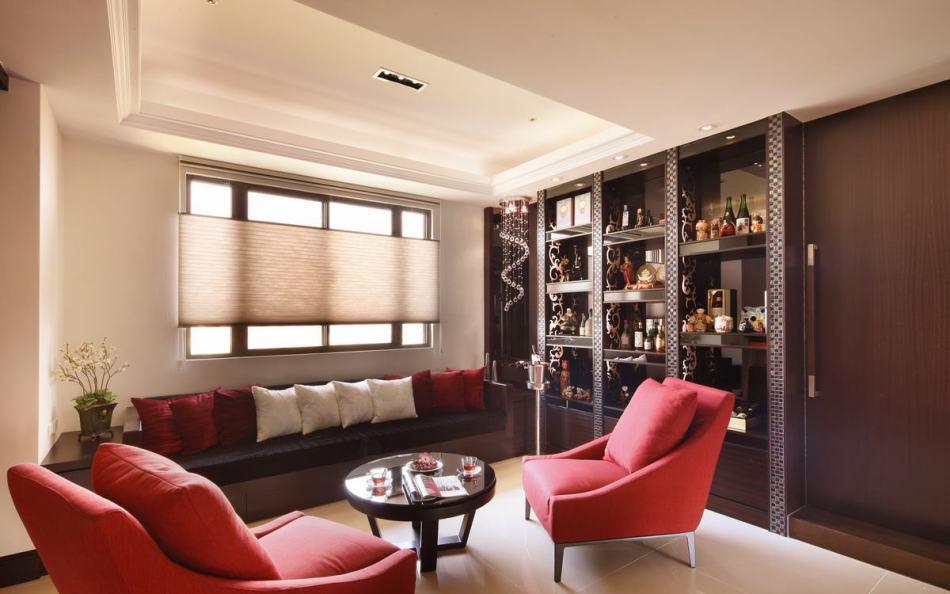 现代风格品酒区设计图片
