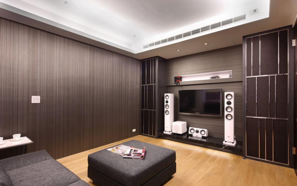 现代风格起居室设计图片