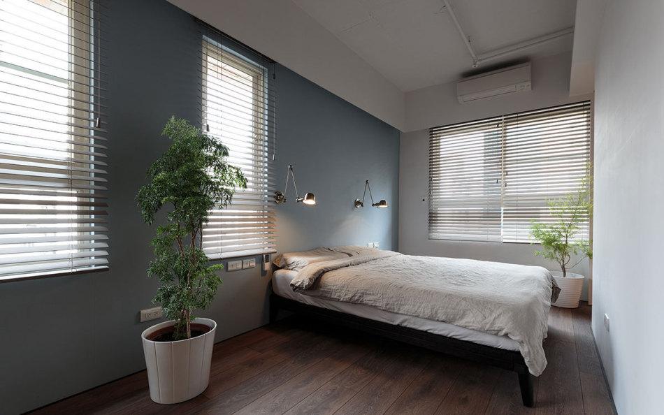 现代风格主卧房图片