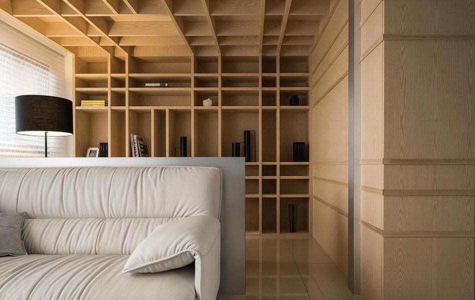 北欧风格书房装修案例