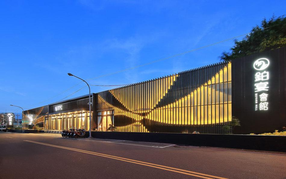 现代古典建筑外观装修图片