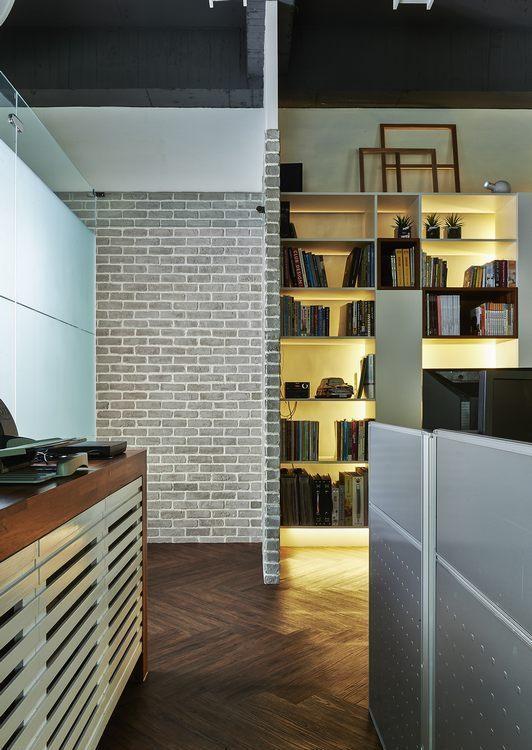 现代风格空间比例与机能图片