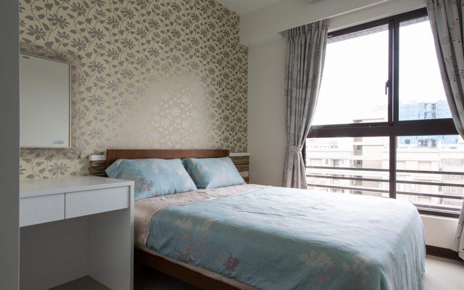 现代风格次卧房图