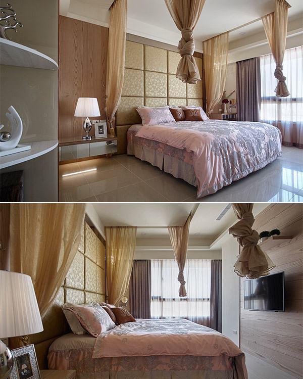 新古典主卧室装修图片