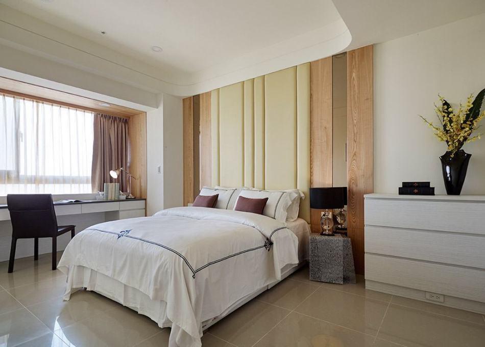 新古典次卧室装修图片