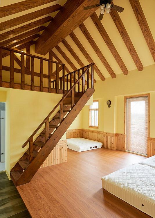 地中海风格小木屋主题装修案例