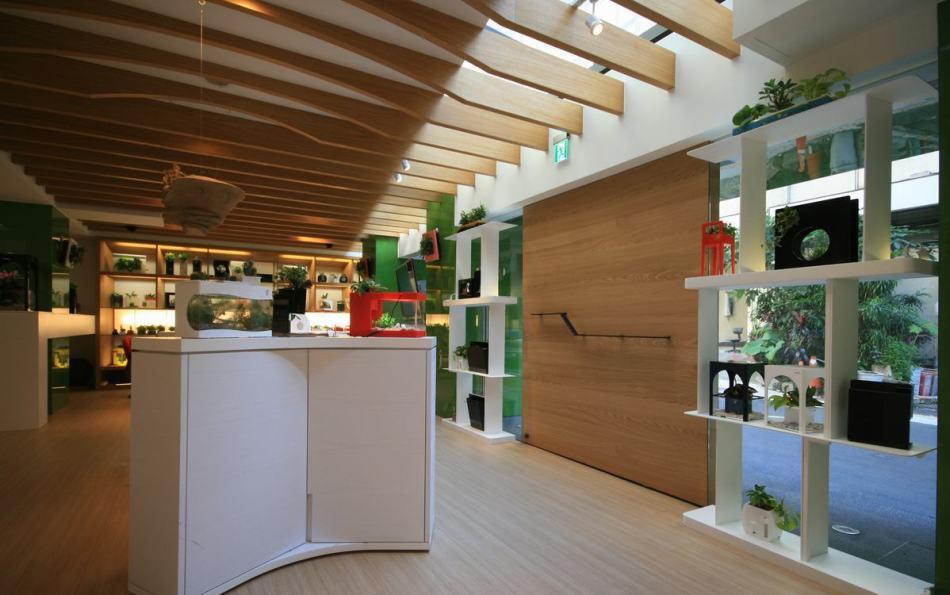 休闲多元温室概念设计图片