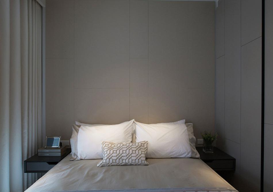 现代风格空间调性设计效果图