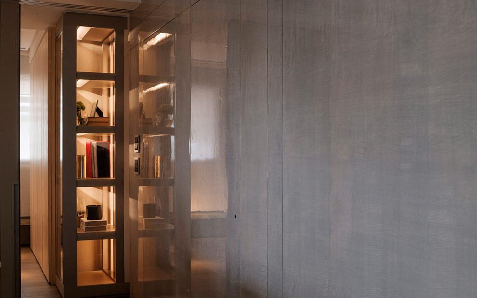 现代风格展示柜体效果图