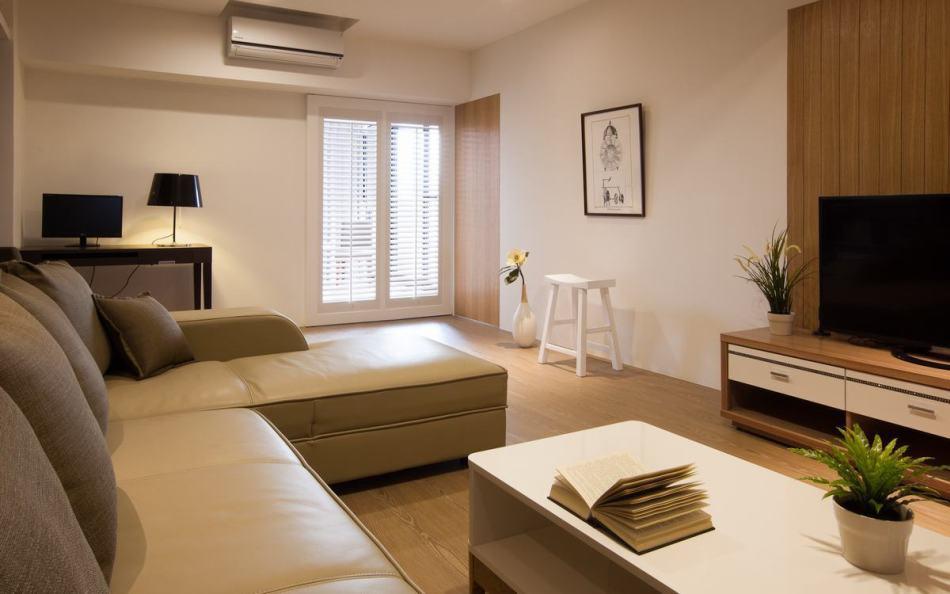 休闲多元客厅设计效果图
