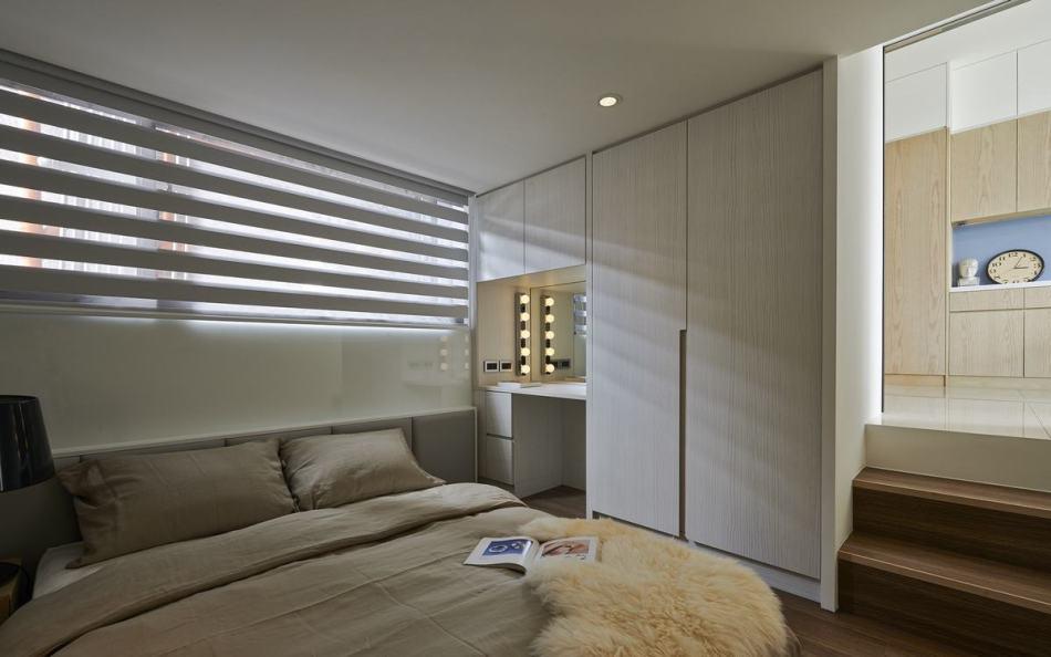 休闲多元下方卧室设计图片