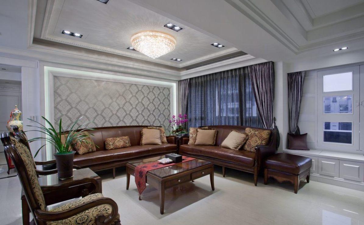 新古典客厅欣赏图