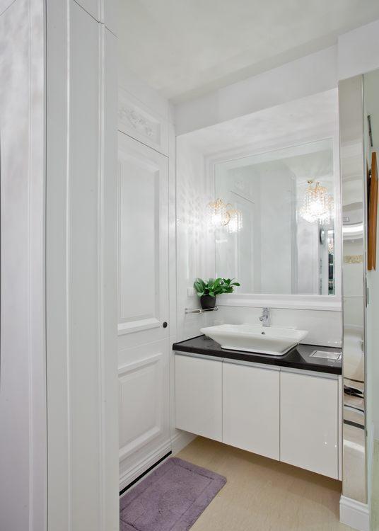 新古典客用卫浴欣赏图