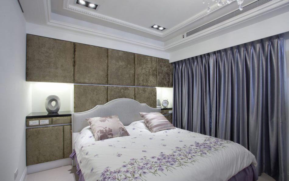 新古典主卧室欣赏图
