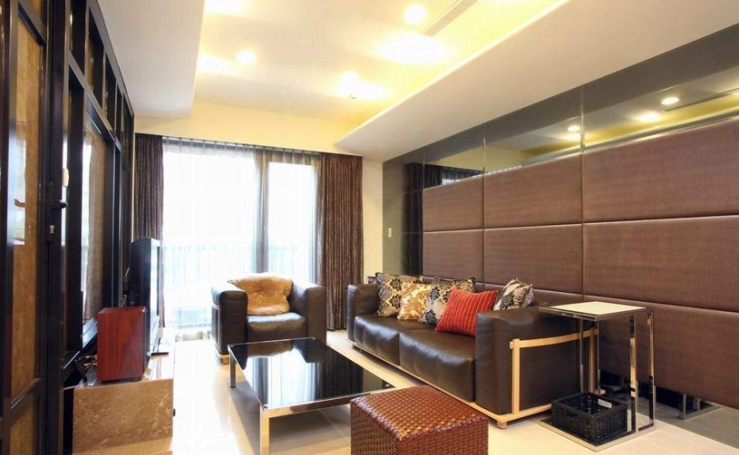现代风格家具选配装修图片