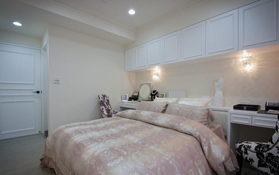 新古典主卧房装修案例