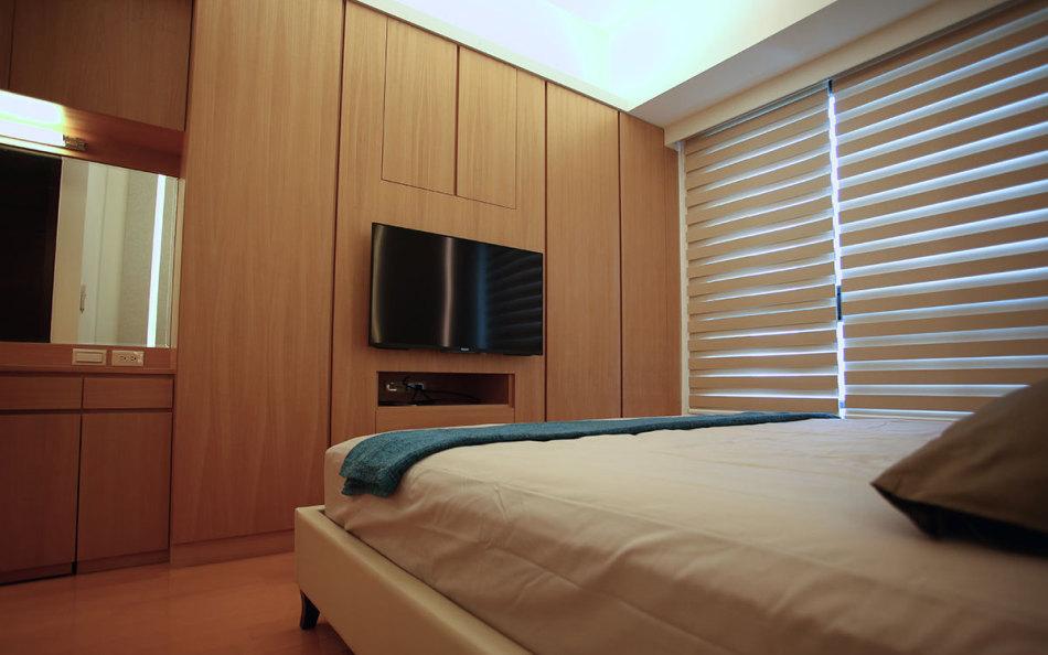 现代风格电视墙图片