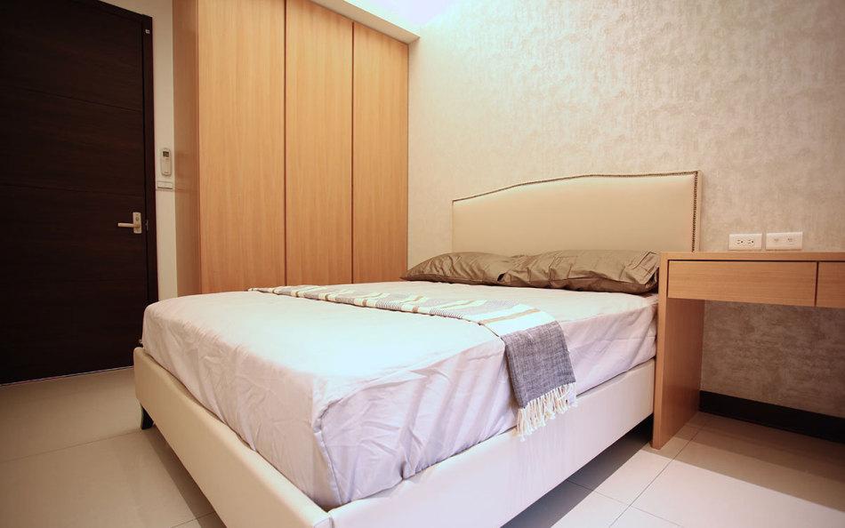 现代风格次卧房图片