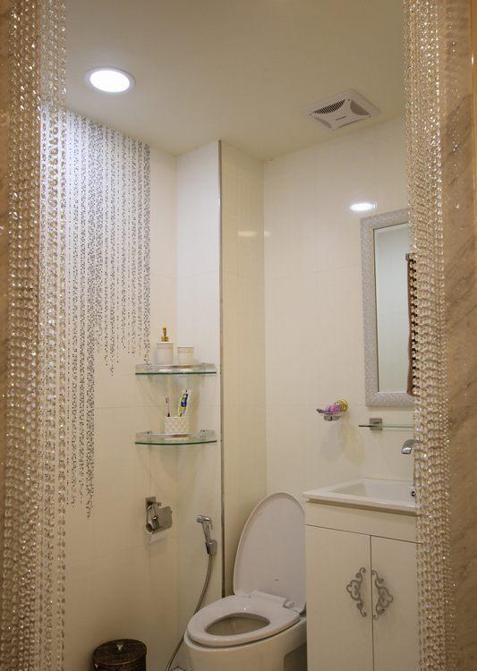 新古典独立厕所欣赏图
