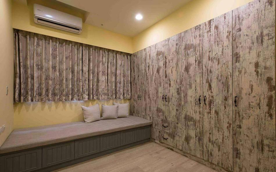 乡村风格客房设计图片