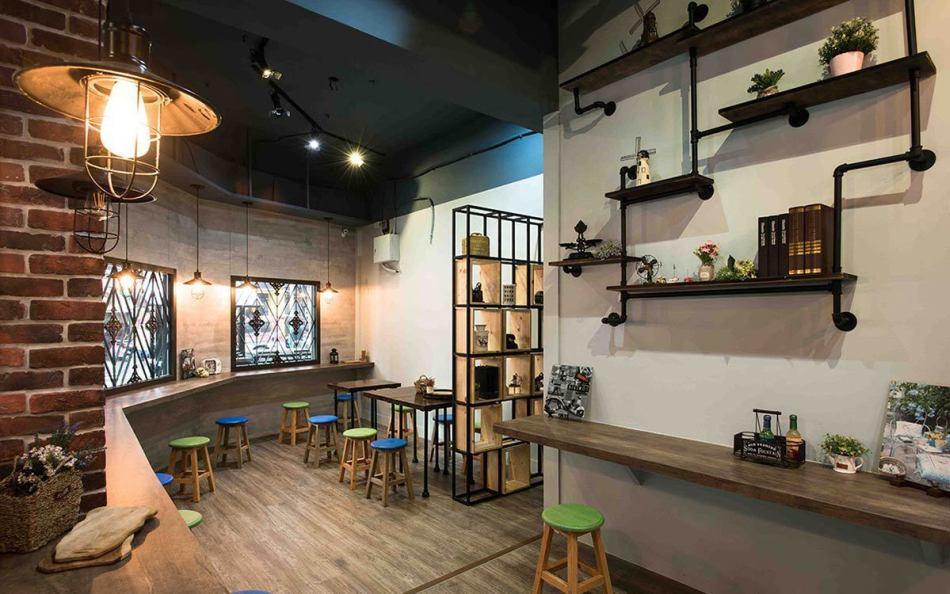 异国风格用餐空间设计图片