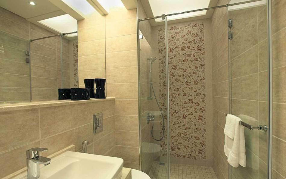 奢华风格卫浴空间图