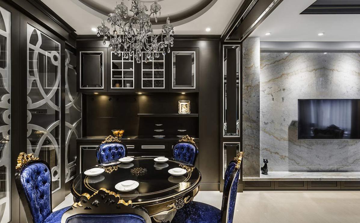 奢华风格餐厅设计图片