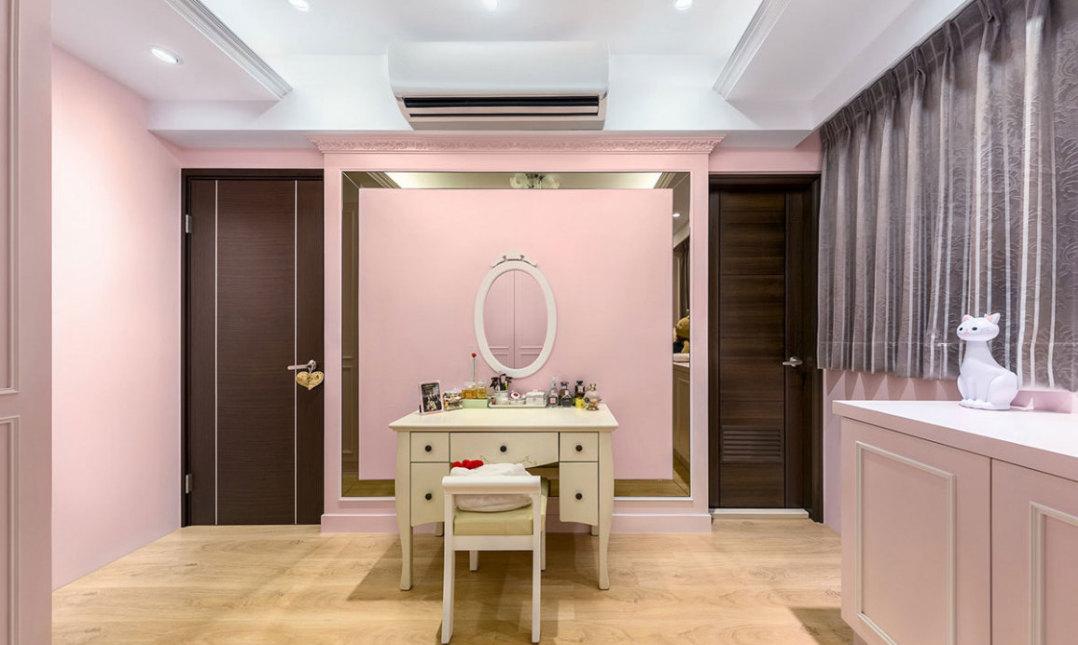 奢华风格更衣室设计图片