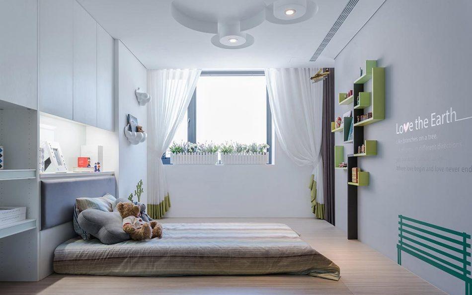 不限卧房运用装修效果图