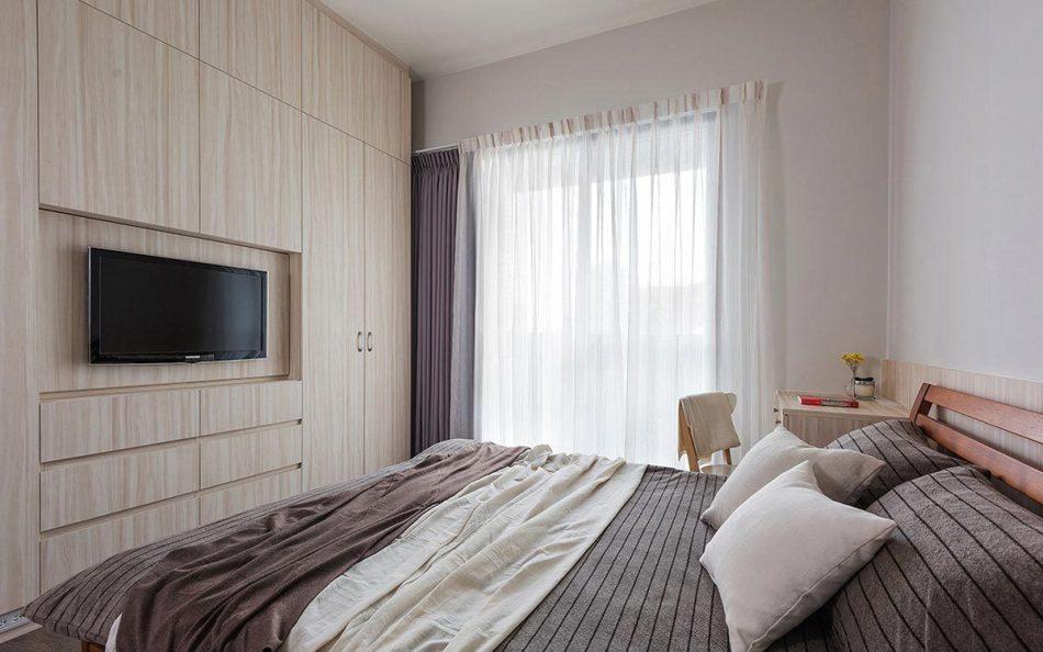 休闲多元主卧室设计图片