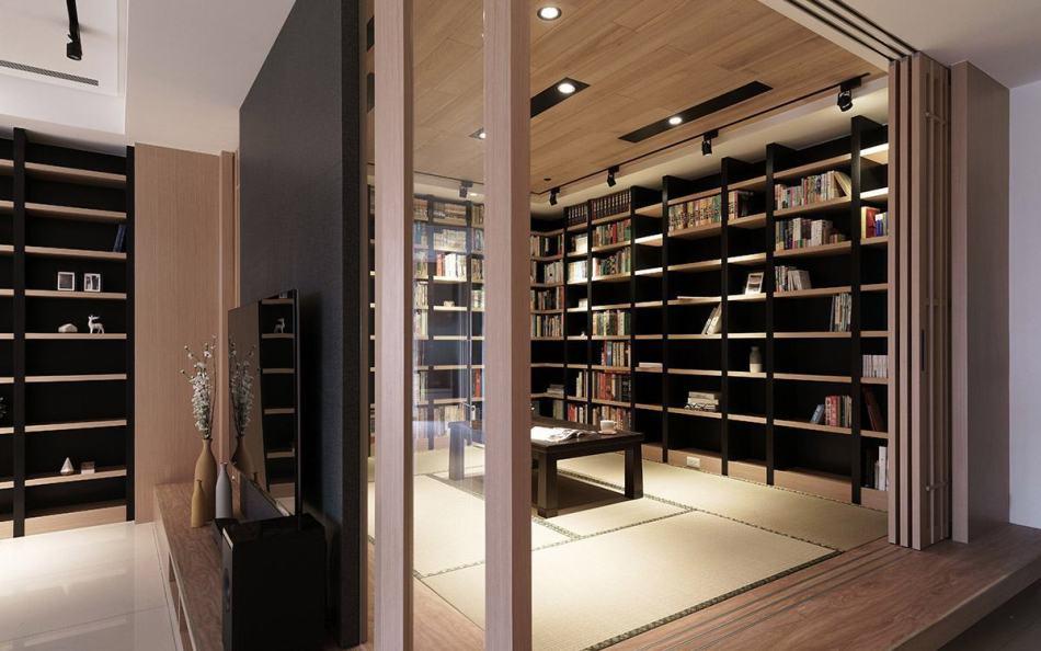 日式禅风和室设计图