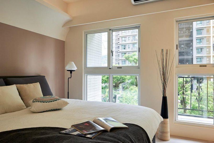 现代风格卧室图片