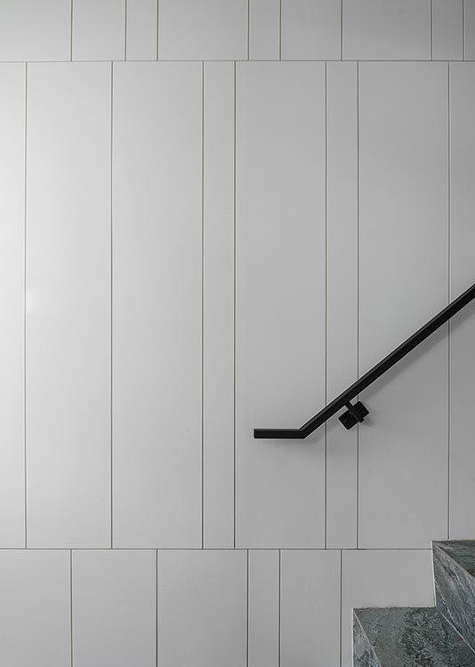 现代风格一楼楼梯图
