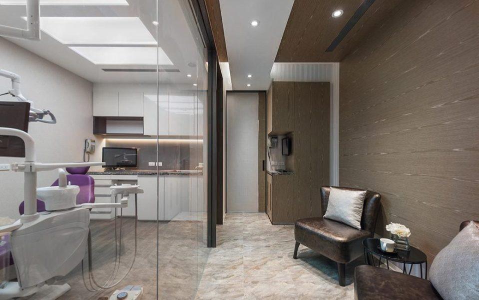 现代风格VIP室图