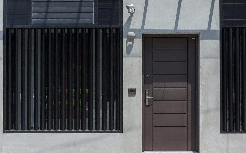 现代风格门面装修图片