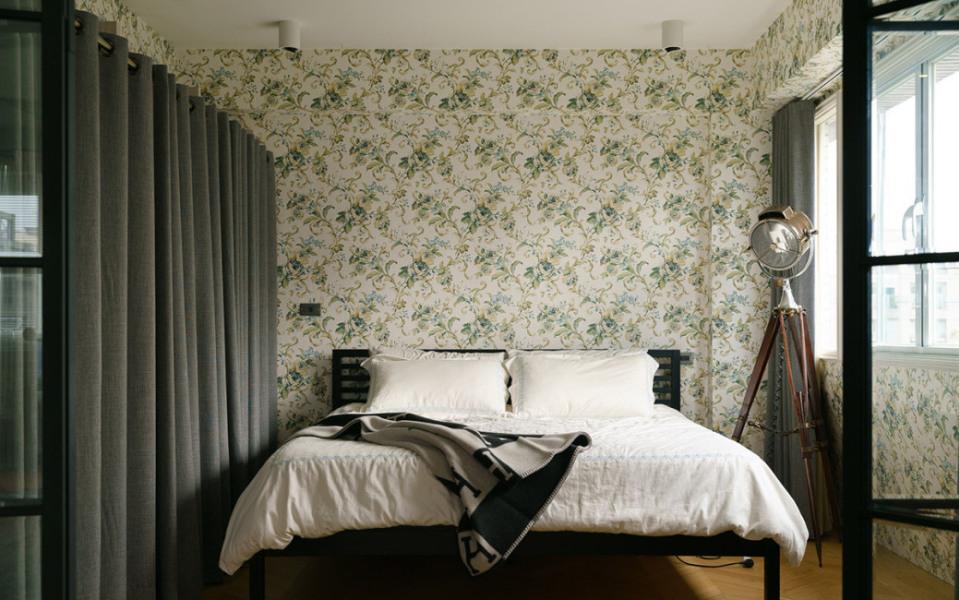 混搭风次卧室装修效果图