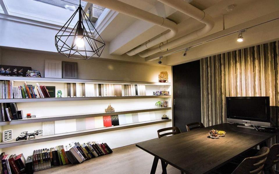 现代风格工作室设计图片