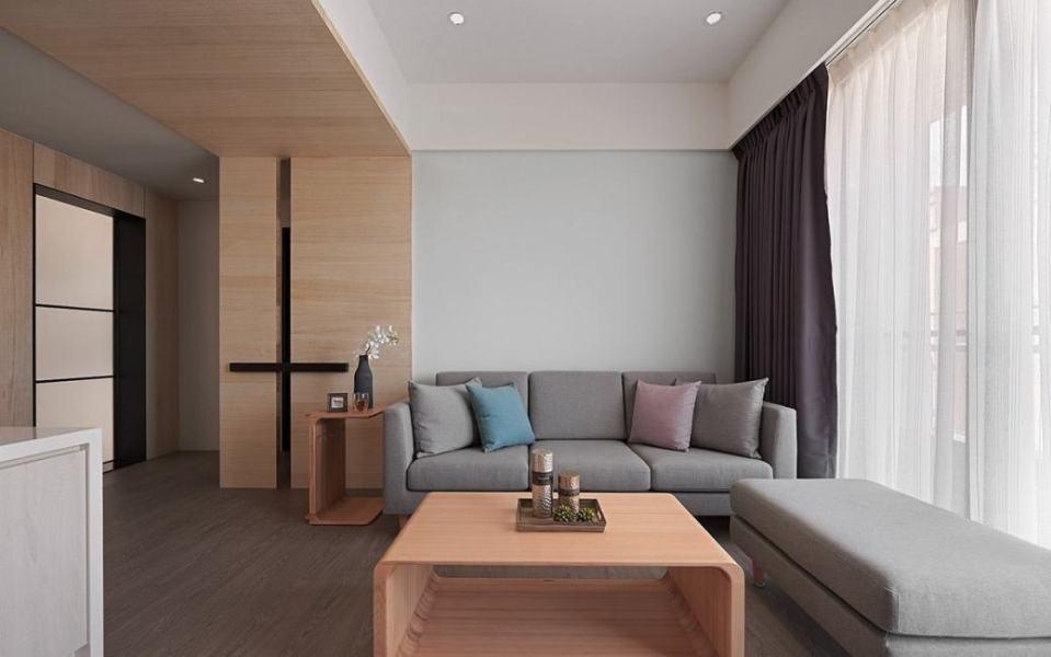休闲多元客厅装修效果图