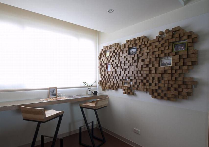 休闲多元主题墙面图